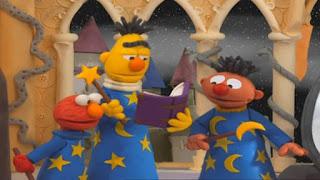 Sesame Street Bert and Ernie's Great Adventures Wizard