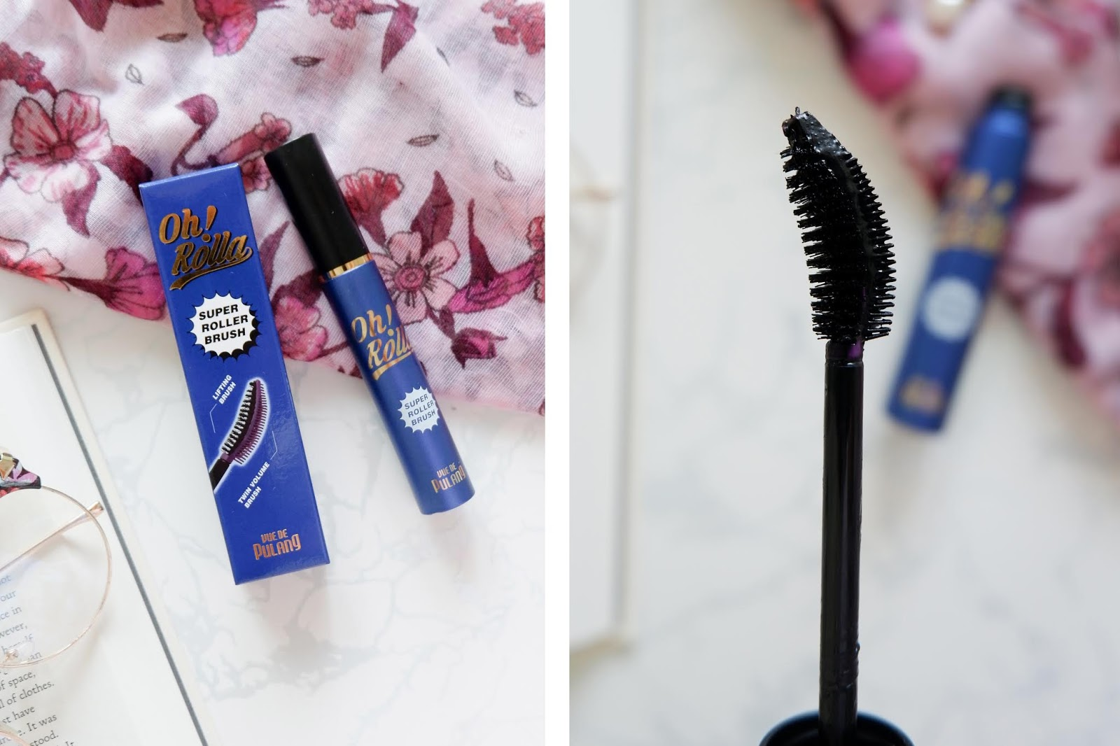 VUE DE PULANG: SUPER OH ROLLA MASCARA BRUSH REVIEW