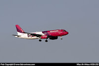 Airbus A320 HA-LYC
