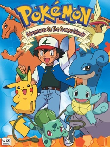 Pokemon Serie completa Audio Latino