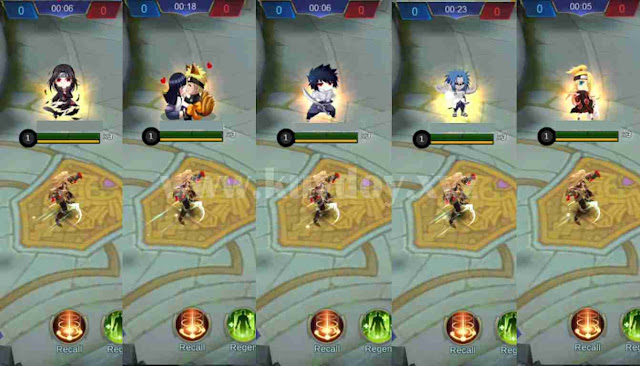 bagi kamu yang sedang mencari cara mendapatkan emoticon atau battle emote mobile legends Script Battle Emote Naruto Mobile Legends Patch Terbaru