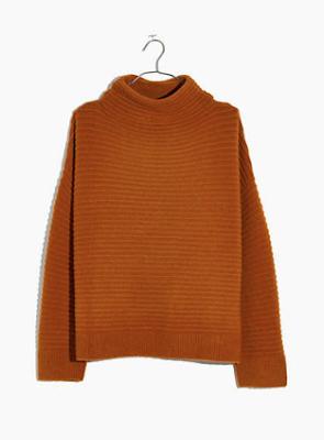 Madwell Belmont Mockneck Sweater