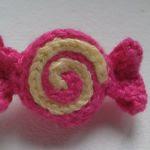 patron gratis caramelo amigurumi | free candy pattern amigurumi
