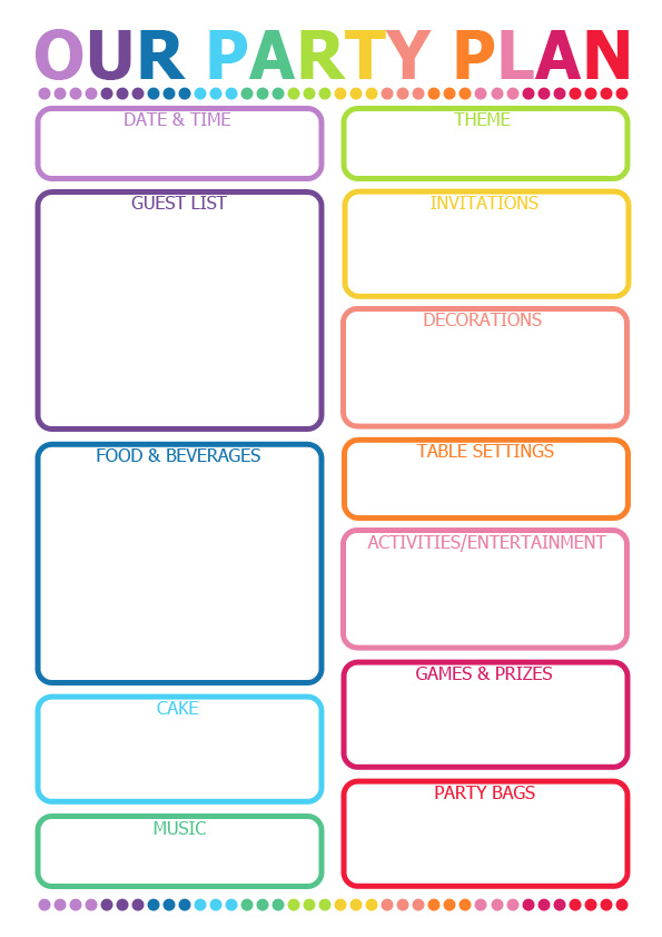 How to Write a Business Plan for Indoor Party Centers