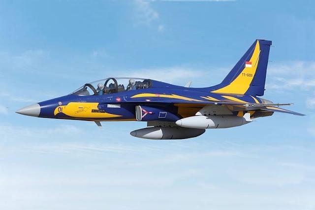 Indonesia orders KAI T50 trainers