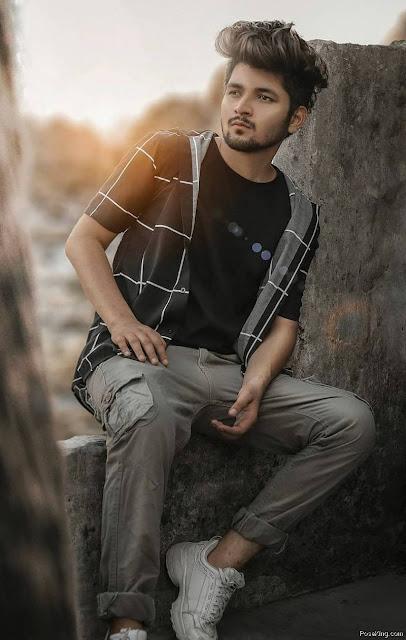 Stylish Boys Pose For Photoshoot