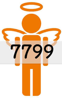 エンジェルナンバー 7799