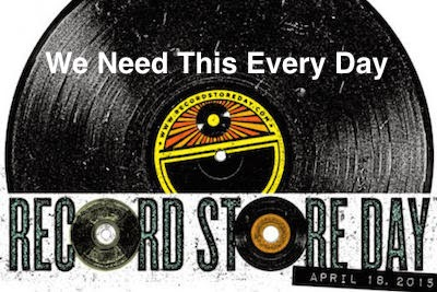 Record Store Day 2015 image