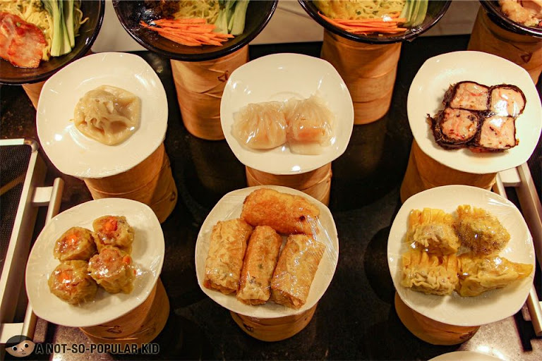 Chinese Dimsum in The Alley by Vikings, Buffet