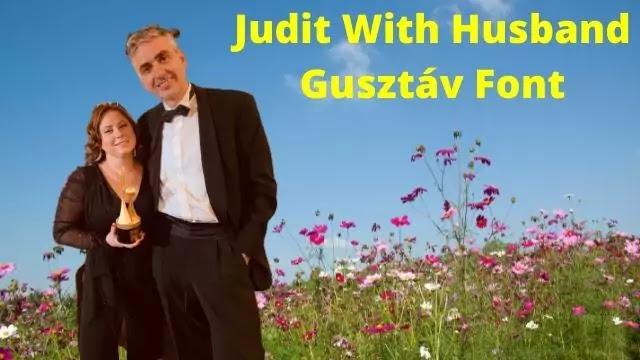 Judit Polgar Husband