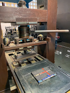 Mesin Cetak Press Gutenberg