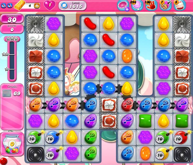 Candy Crush Saga 1615