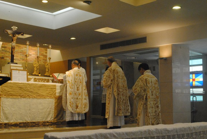 Cleansing Fire – Latin Mass