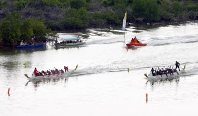 International Dragon Boat Race, PODSI DKI Jakarta Kalahkan Tim dari Malaysia