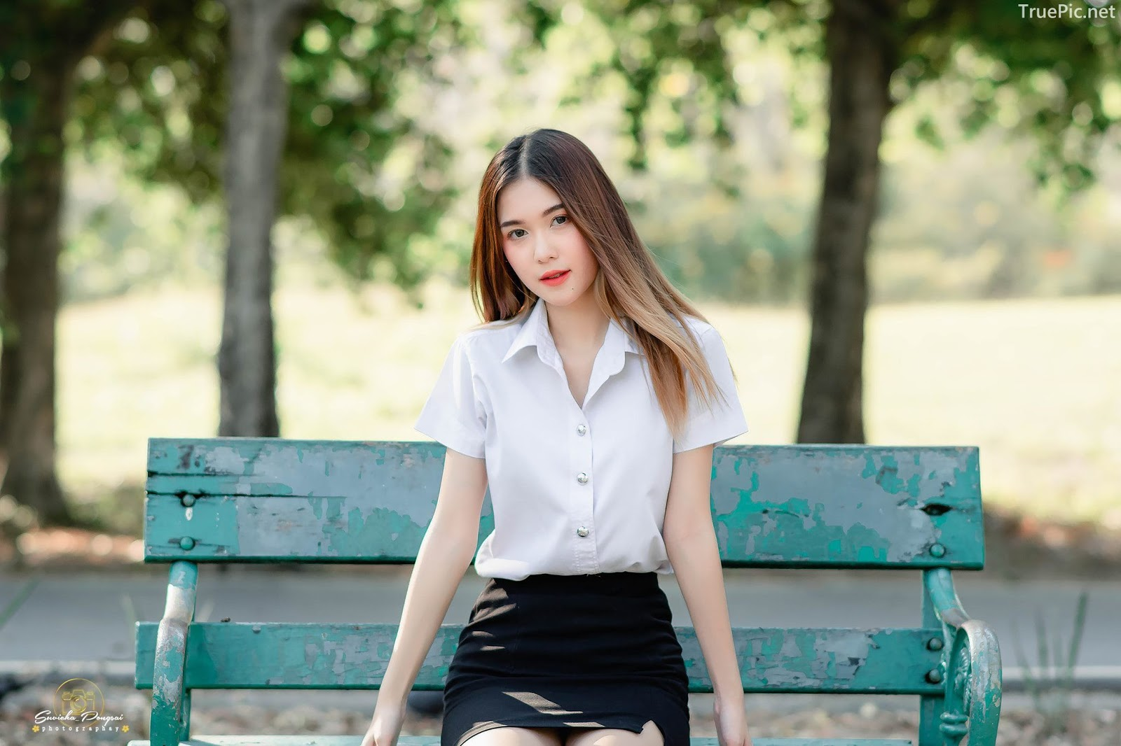Image-Hot-Girl-Thailand-Pitcha-Srisattabuth-Cute-Student-With-a-Sweet-Smile-TruePic.net- Picture-1