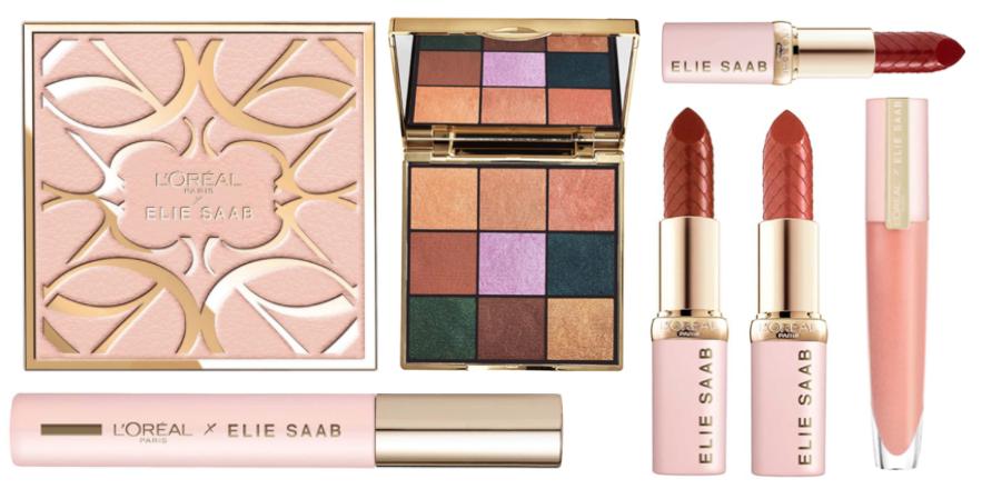 L'Oreal Paris x Elie Saab Bridal Makeup Collection