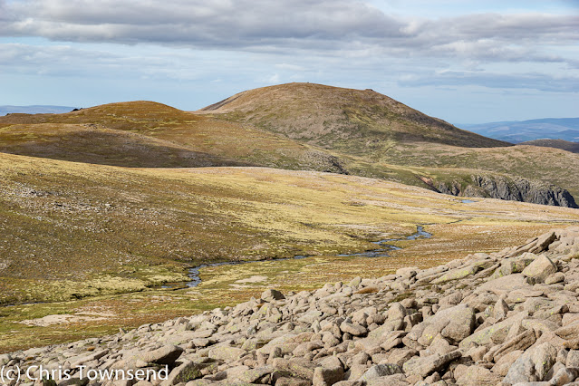 The Cairngorm Plateau, September 6