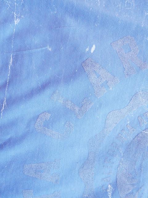 Femme Luxe Finery Blue 'Santa Clara' Graphic Print T-Shirt - Jewel Review Blog de la Licorne