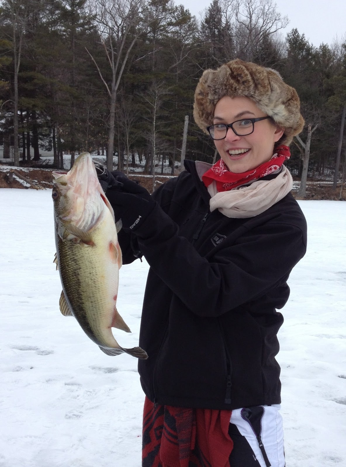 Vermont Ice Fishing