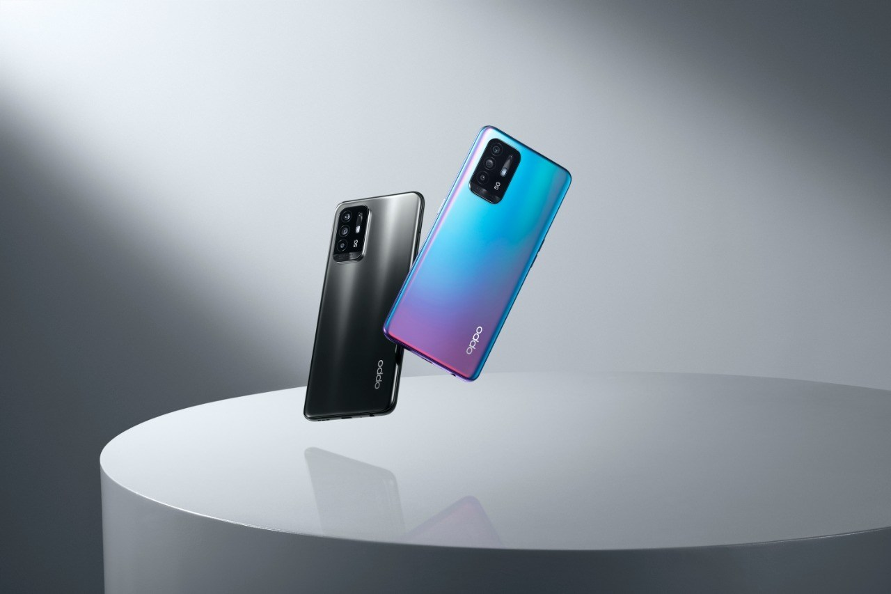 OPPO's New Reno5 Z 5G Smartphone Ticks the Right Boxes for Generation Z
