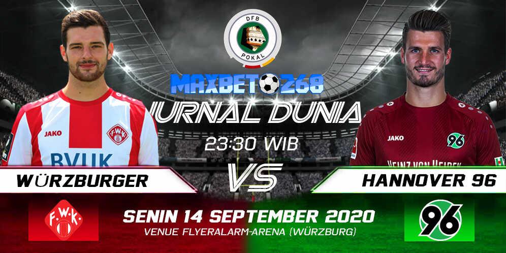 Prediksi Wuerzburger Kickers vs Hannover 96