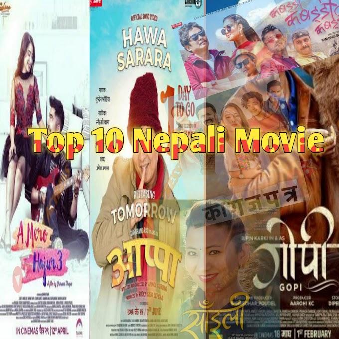 Top 10 Nepali Movie 2020