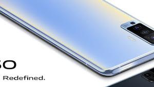 Spesifikasi dan Harga HP Vivo X50 Keluaran Terbaru