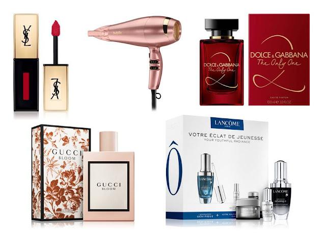 perfumaria, cosmética, maquilhagem e cabelo