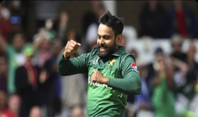 Tested positive COVID-19  Pak cricketer hafeez