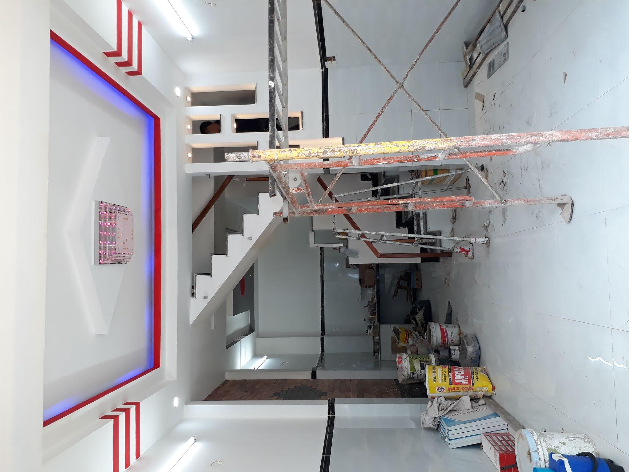 Bán nhà hẻm 4m Đường số 14 phường Bình Hưng Hòa A quận Bình Tân giá rẻ