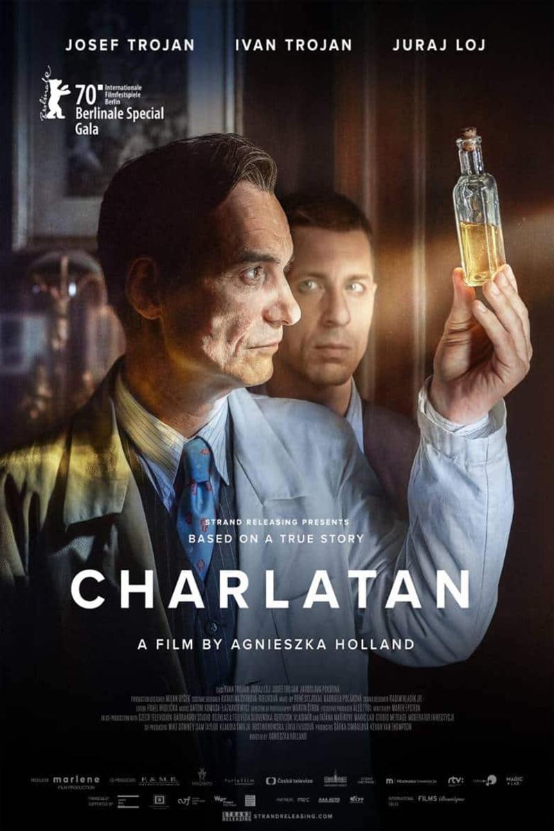 charlatan poster