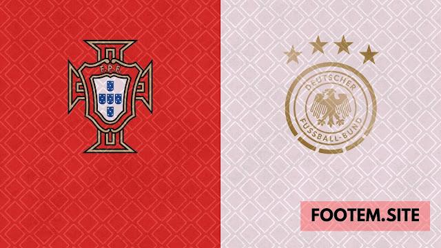 Portugal vs Germany Match