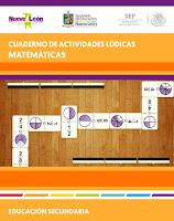 Cuaderno de Actividades Lúdicas para Matemáticas