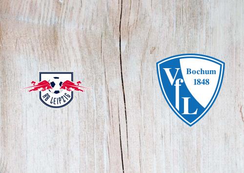 RB Leipzig vs Bochum -Highlights 03 February 2021