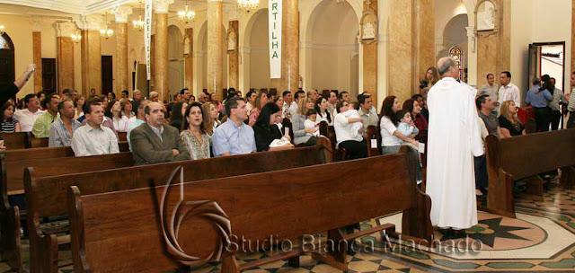 Fotografos de batizado