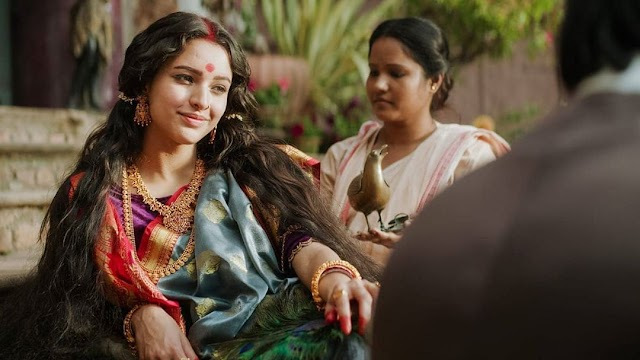 Bulbbul: A Netflix Indian Fairy Tale tries to fear with sweet music