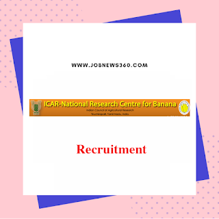ICAR-NRCB Trichy Walk-IN 2019 for SRF, JRF, TA, YP