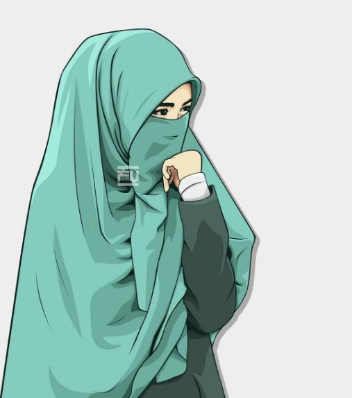 Gambar Kartun Muslimah Untuk Wallpaper Lucu Bercadar Berkecamata Media Berbagai Informasi Online Bisnis News Celeb Dll