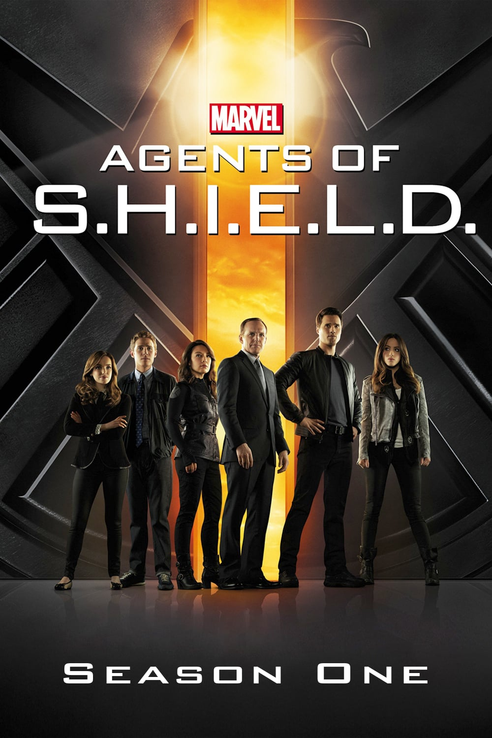 WATCH MARVEL'S AGENTS OF S H I E L D  SEASON 1 PUTLOCKERS TV