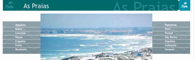 O que fazer em Cabo Frio - Praias