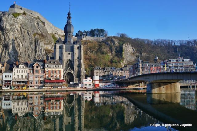 Dinant e Durbuy: as 2 aldeias mais bonitas da Bélgica