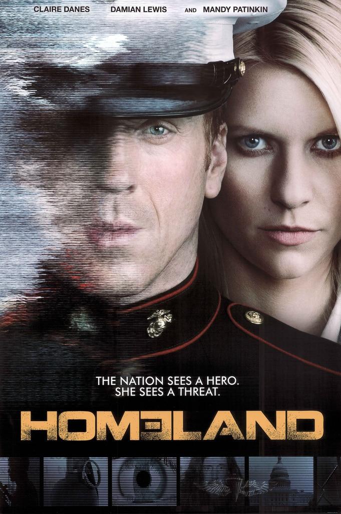 Homeland (Serie completa) 1080p Dual Latino/Ingles