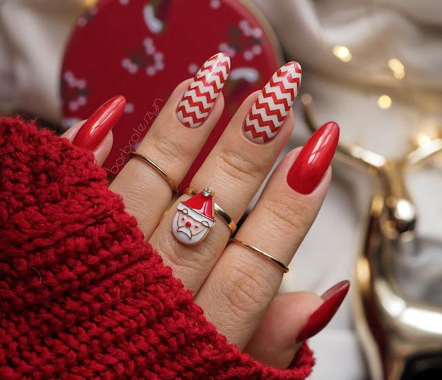 świątczna paznokcie