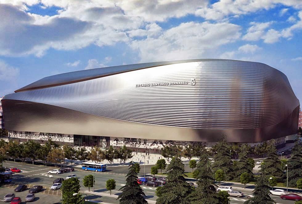 Florentino quiere bautizar ya al Bernabéu