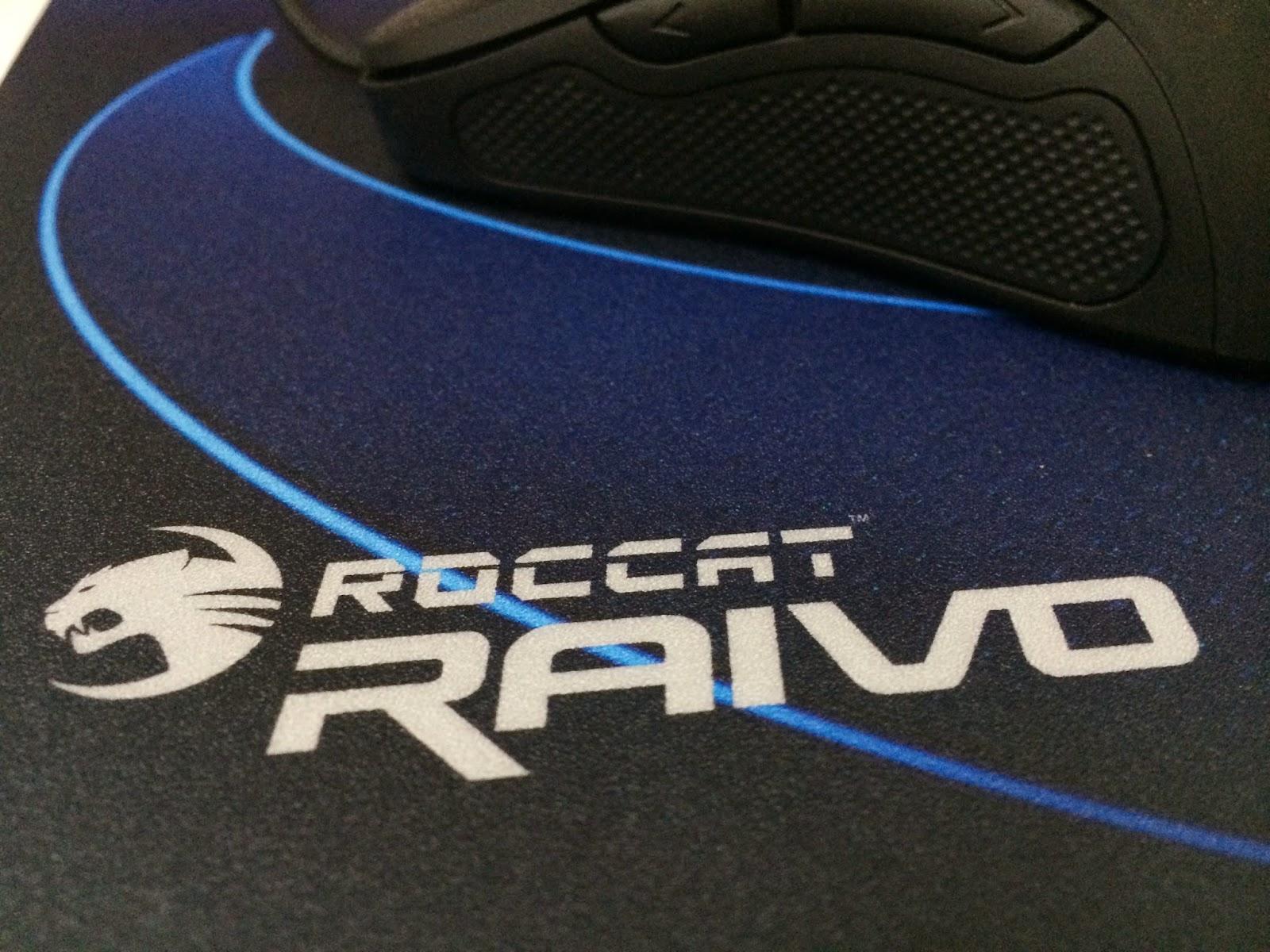 Unboxing & Review - ROCCAT RAIVO 31