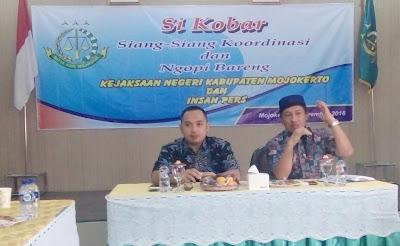 Cegah Perilaku Koruptif, Kejari Kabupaten Mojokerto Undang Pelajar Ikuti Lomba Karya Tulis Antikorupsi