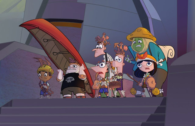 Disney+, Phineas and Ferb The Movie Candace Against the Universe, Such a Beautiful Day