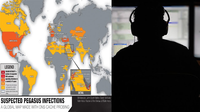 برنامج تجسس خطير يمكنه حذف حسابات وبيانات المستخدمين من خوادم الشبكات الاجتماعية تم أكتشافه في 45 دولة على الأقل من بنها تونس