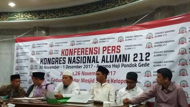 Kongres Nasional Alumni 212: Kemenag RI Batalkan Sepihak Penggunaan Asrama Haji, Ada Apa?