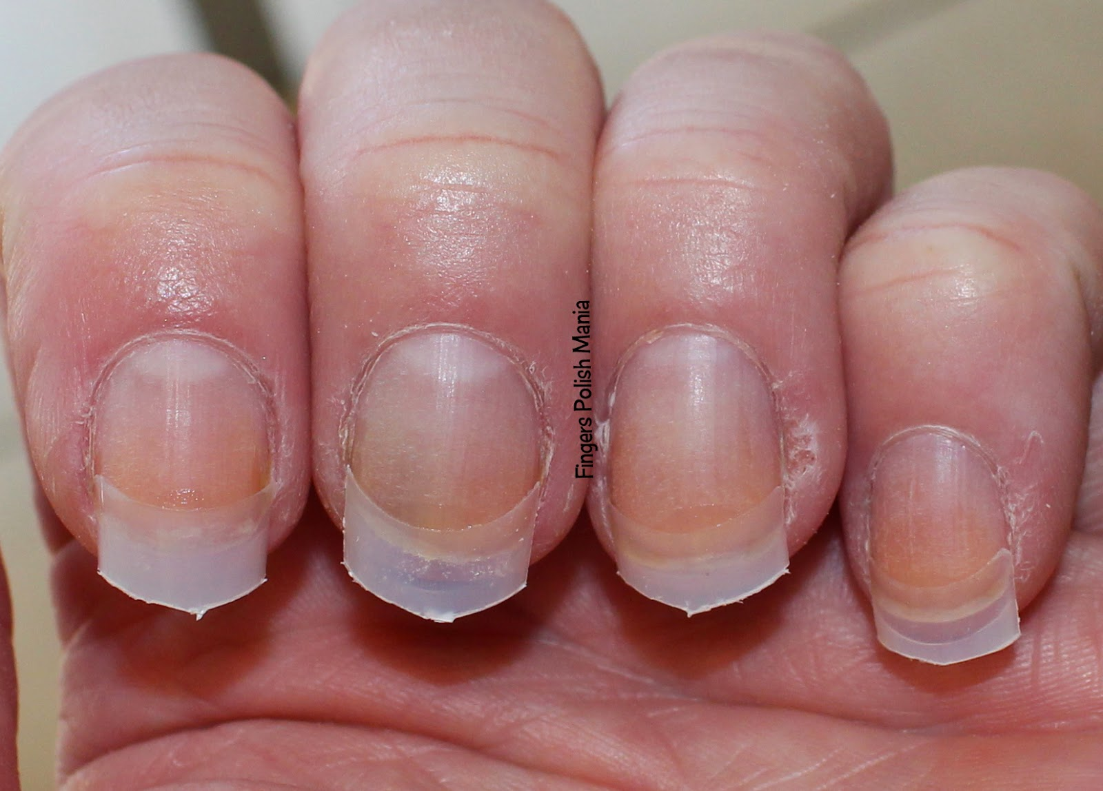 fingers polish mania: Nubs to Nails-A NexGen gel dip story